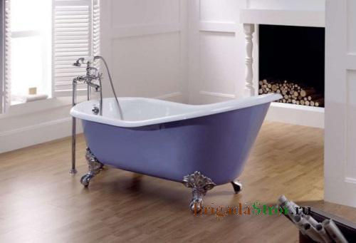 Как выбрать ванну, преимущества и недостатки