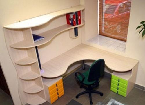 Схемы мебели для школьника