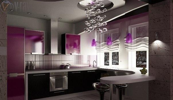 Шикарная кухня фото смотреть