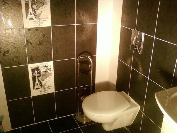Плитка в ванную комнату фото.