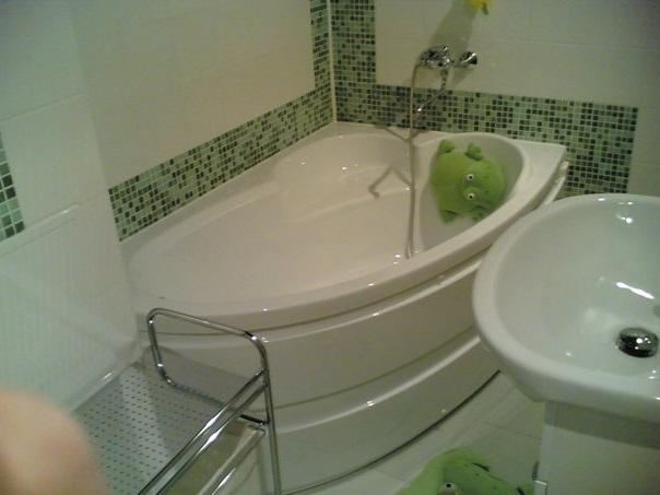 Сочетание плитки в ванной фото