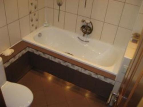 Ванная и туалет в Брежневке фото