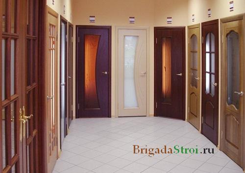 Какие межкомнатные двери лучше выбрать и ставить