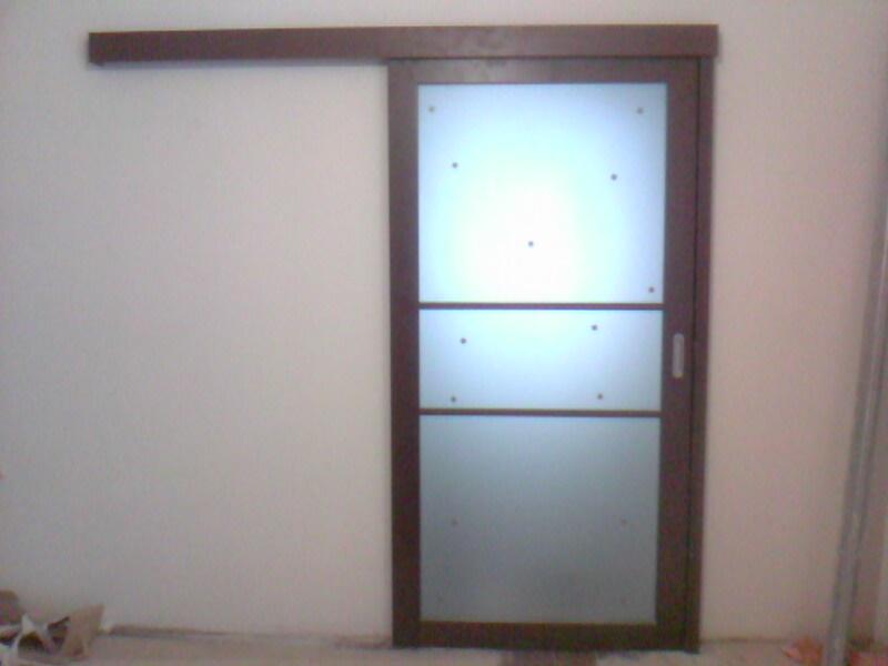 Установка раздвижной двери межкомнатной своими руками